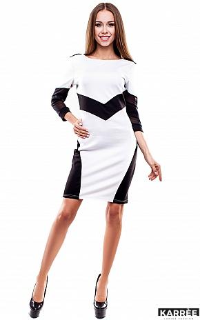 Платье Каберне, Белый - фото 1