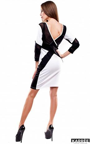 Платье Каберне, Белый - фото 3
