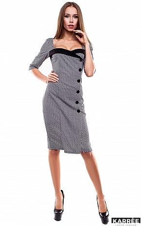 Платье Совиньон, Комбинированный - фото 2