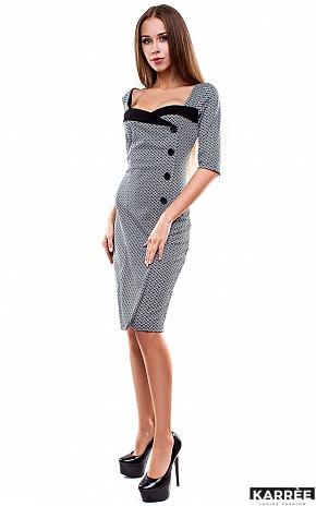 Платье Совиньон, Комбинированный - фото 3