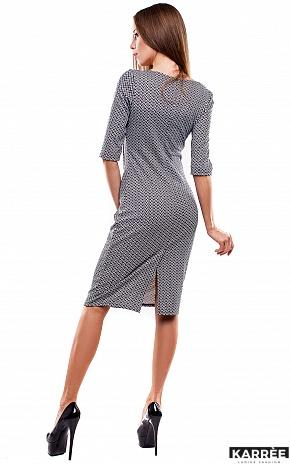 Платье Совиньон, Комбинированный - фото 4