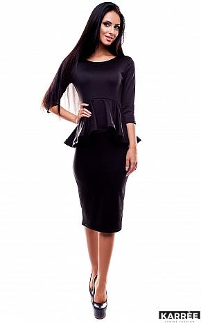 Платье Элиза, Черный - фото 1