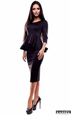 Платье Элиза, Черный