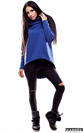 Свитшот Аврелия, Синий - фото 1