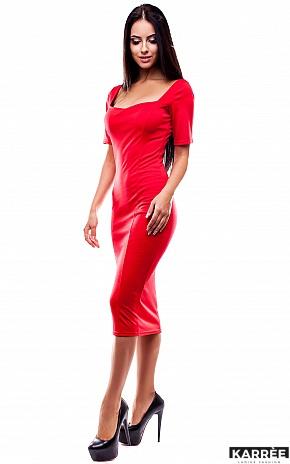 Платье Ралина, Красный - фото 2