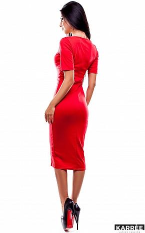 Платье Ралина, Красный - фото 4