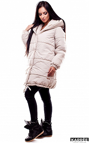 Куртка Юнис, Крем - фото 1