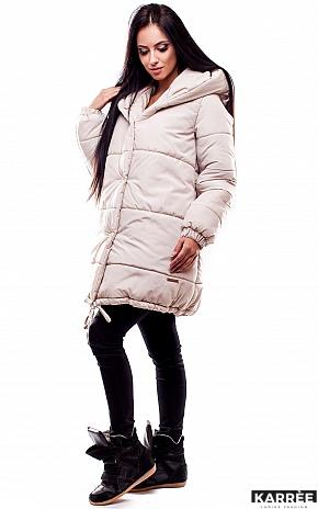 Куртка Юнис, Бежевый - фото 1
