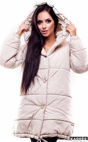 Куртка Юнис, Бежевый - фото 2