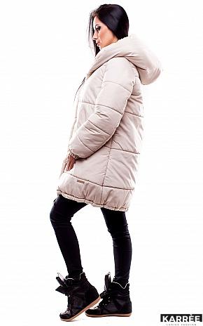Куртка Юнис, Бежевый - фото 3