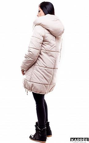 Куртка Юнис, Бежевый - фото 4