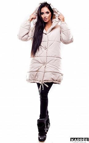 Куртка Юнис, Бежевый - фото 5