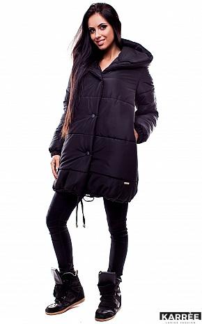 Куртка Юнис, Черный - фото 3