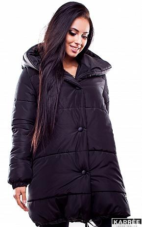 Куртка Юнис, Черный - фото 2