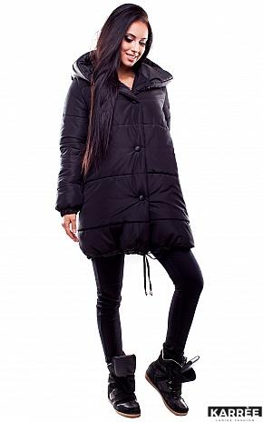 Куртка Юнис, Черный - фото 6