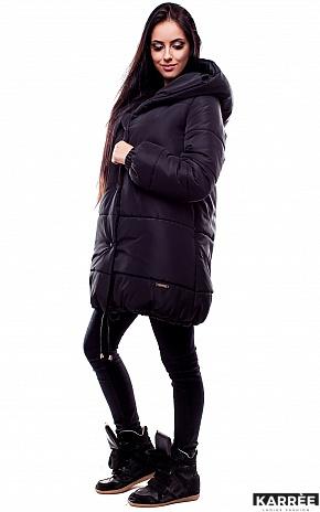 Куртка Юнис, Черный - фото 4