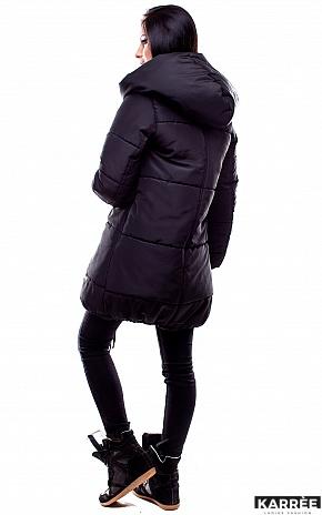 Куртка Юнис, Черный - фото 5