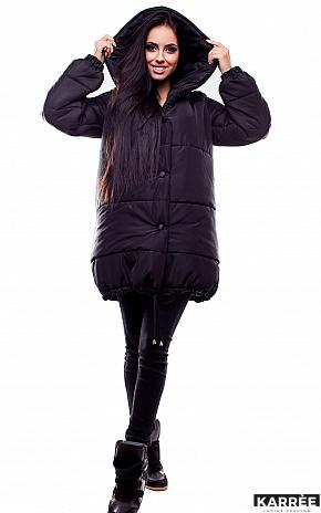 Куртка Юнис, Черный - фото 1