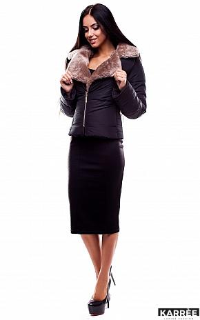 Куртка Ландес, Черный - фото 1
