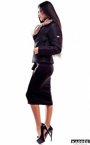 Куртка Ландес, Черный - фото 3