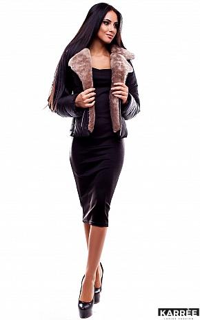 Куртка Ландес, Черный - фото 2