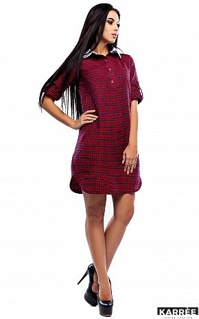 Платье Логан, Комбинированный - фото 4