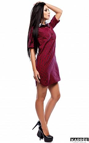 Платье Логан, Комбинированный - фото 3
