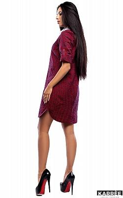 Платье Логан, Комбинированный