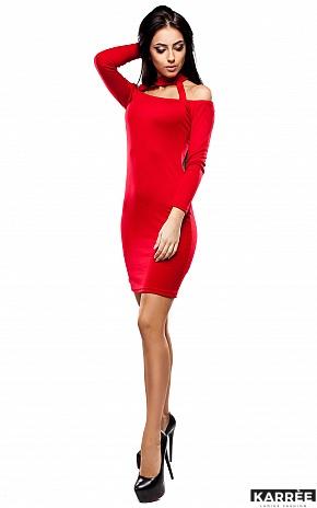 Платье Памела, Красный - фото 1