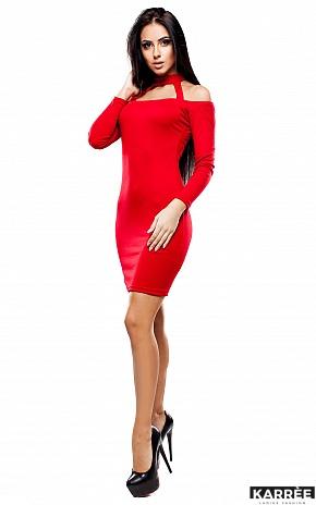 Платье Памела, Красный - фото 2