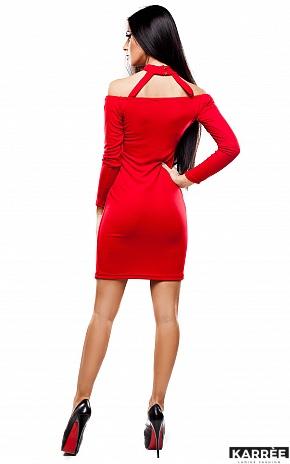 Платье Памела, Красный - фото 3