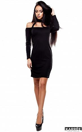 Платье Памела, Черный - фото 1