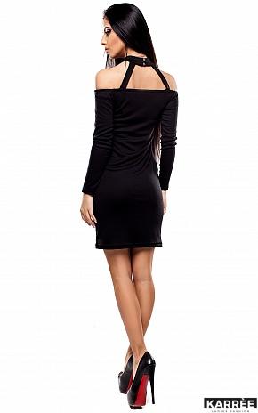 Платье Памела, Черный - фото 3