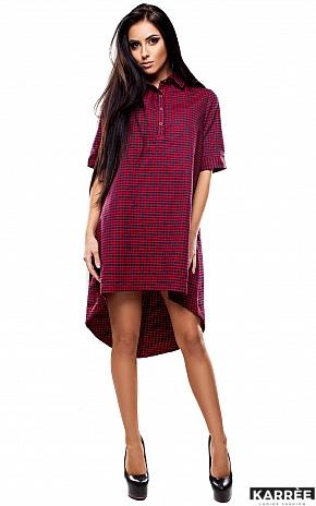 Платье Линнет, Комбинированный - фото 1