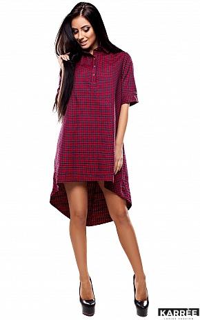 Платье Линнет, Комбинированный - фото 2