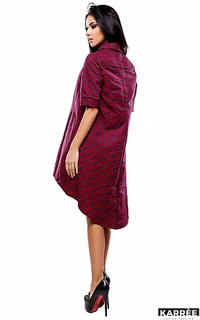 Платье Линнет, Комбинированный - фото 4