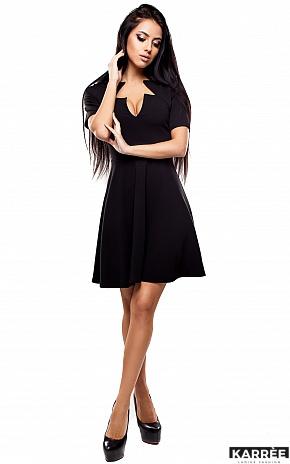 Платье Малибу, Черный - фото 1