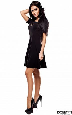 Платье Малибу, Черный - фото 2