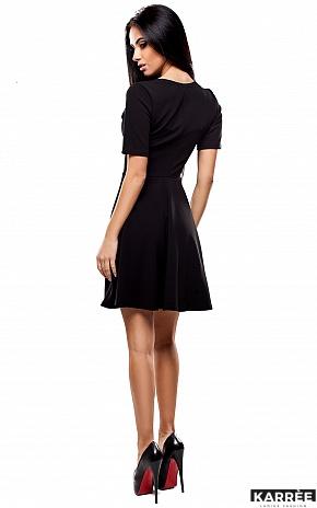 Платье Малибу, Черный - фото 3