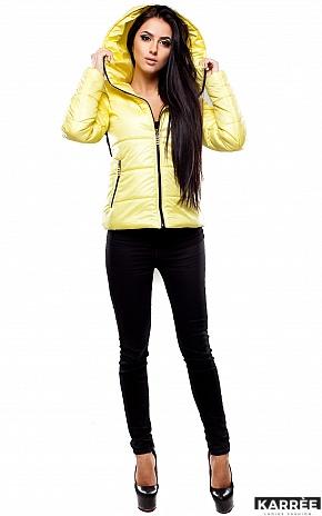 Куртка Лисбон, Светло-желтый - фото 2