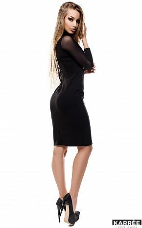Платье Виолет, Черный - фото 3