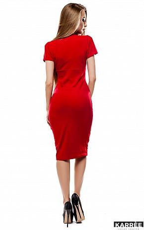 Платье Мираж, Красный - фото 4