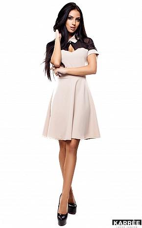 Платье Анкона, Бежевый - фото 1