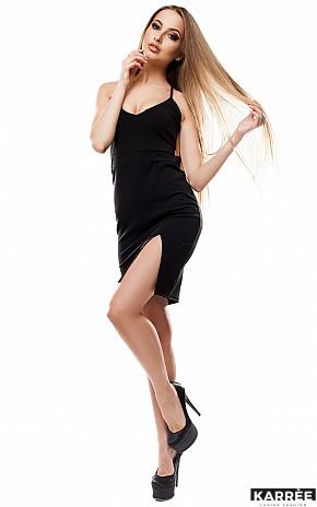 Платье Кипр, Черный - фото 1