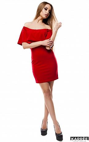 Платье Мерелин, Красный - фото 1