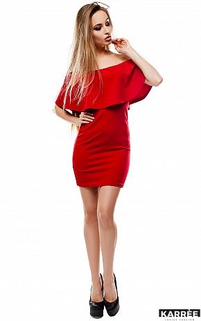 Платье Мерелин, Красный - фото 2