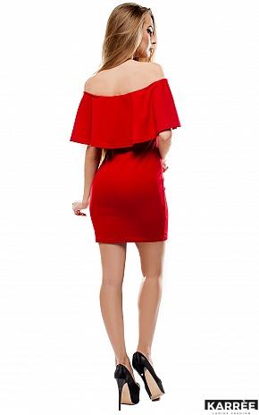 Платье Мерелин, Красный - фото 4