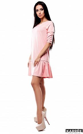 Платье Истер, Персик - фото 2