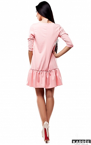 Платье Истер, Персик - фото 3