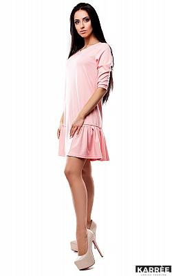 Платье Истер, Персик